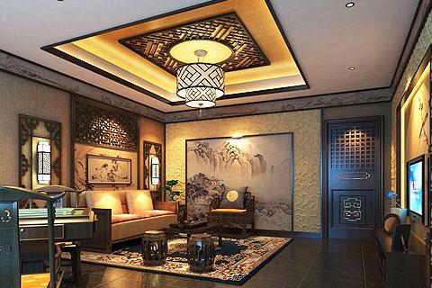 中式装修中怎么设计才能体现蕴含在其中的中式文化?
