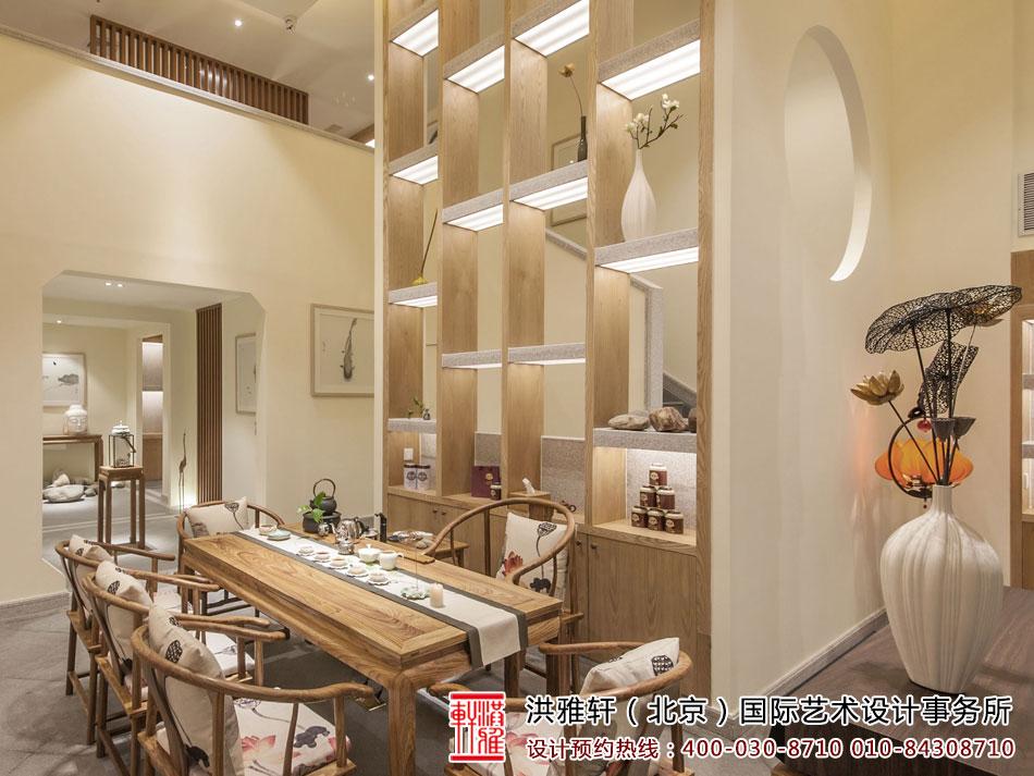 > 最美中式风格茶室装修设计 禅意茶室静品生活