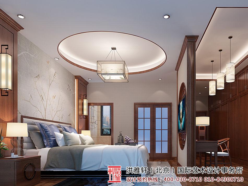 > 楼中楼2018年室内中式装修效果图欣赏(一)