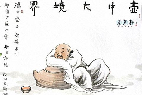 中式茶文化-中日韩三国茶道区别与共同点