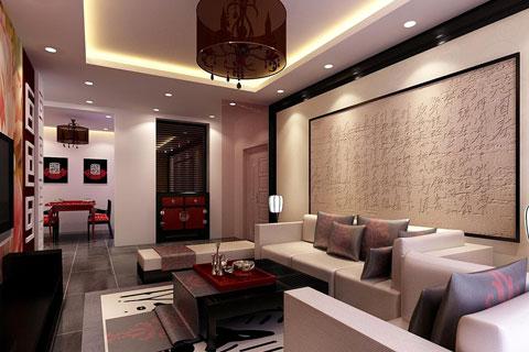 中式风格家居最具特色的装修效果