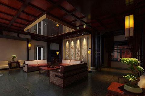 新古典会所装修设计,享受会所带来舒适和尊贵