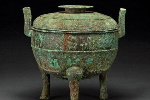 常见的古典中国青铜器名称与用途
