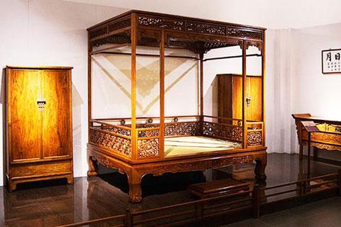 中式空间明式家具  于质朴中蕴含风采,于平淡中回味无穷