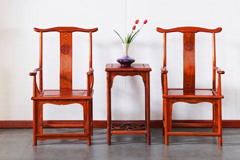 古典家具于中式空间展现恬然闲适的意境之美