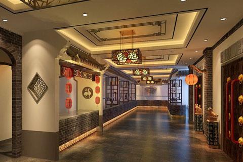 良好的宾馆装修设计环境必须具备三大要素