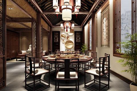 山东德州古典茶楼设计,气定神闲、悠然自在