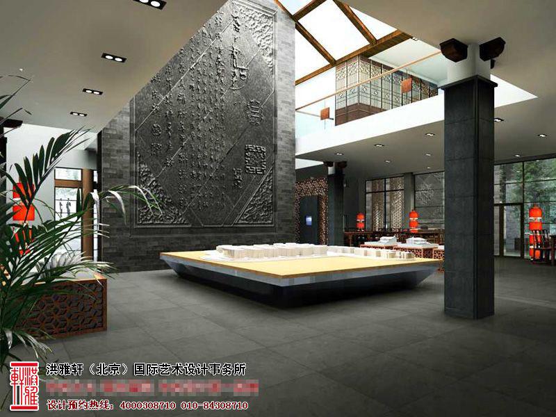 中式售楼处装修效果图1.jpg