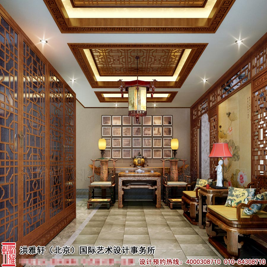 安徽别墅古典中式装修效果图52.jpg