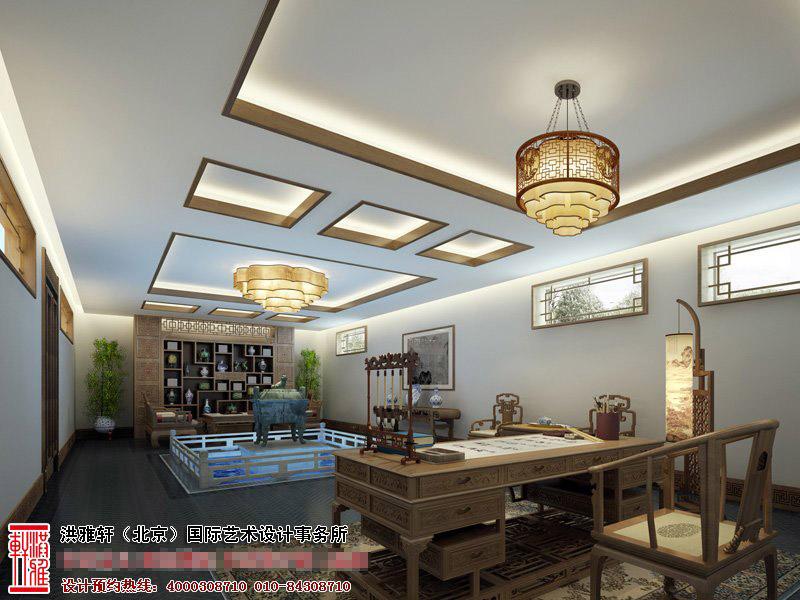 中华百园别墅新中式装修效果图72.jpg