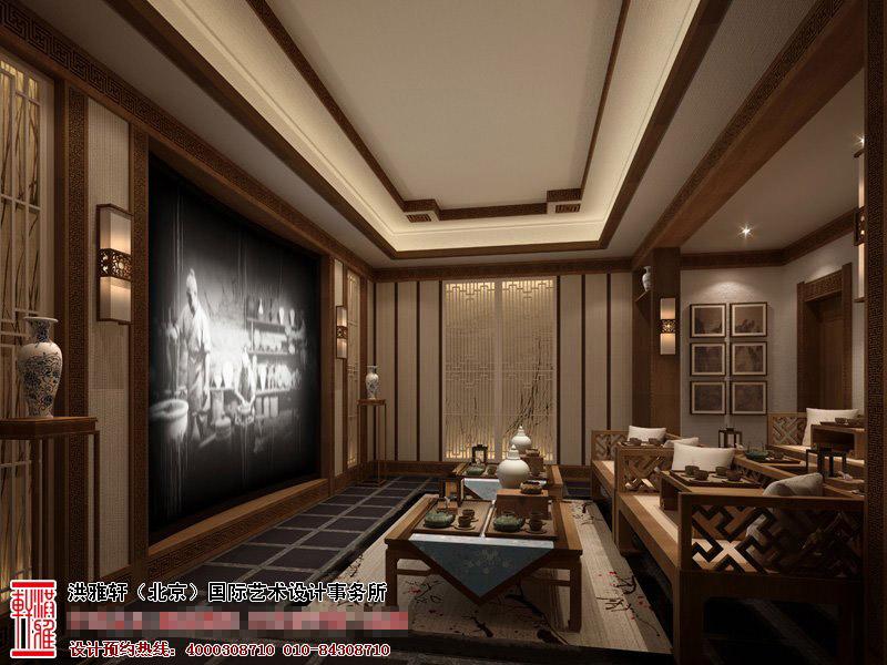 中华百园别墅新中式装修效果图73.jpg
