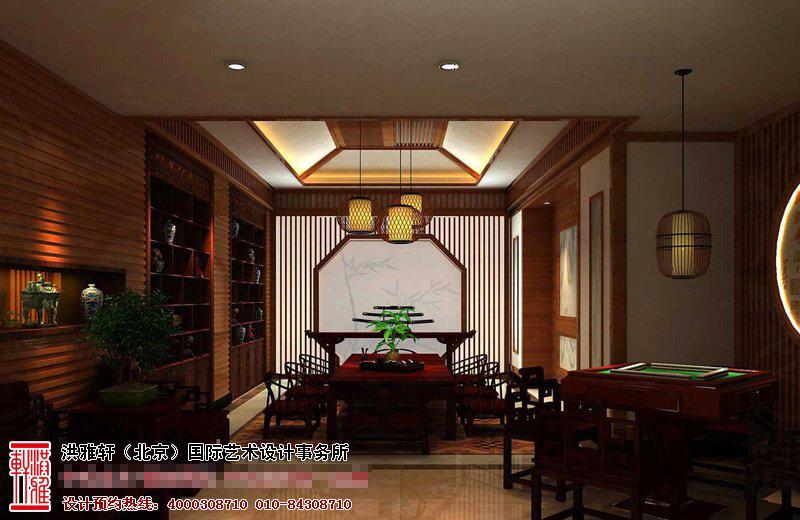 茶室设计图片