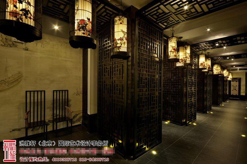 中式风格展厅设计效果图2.jpg