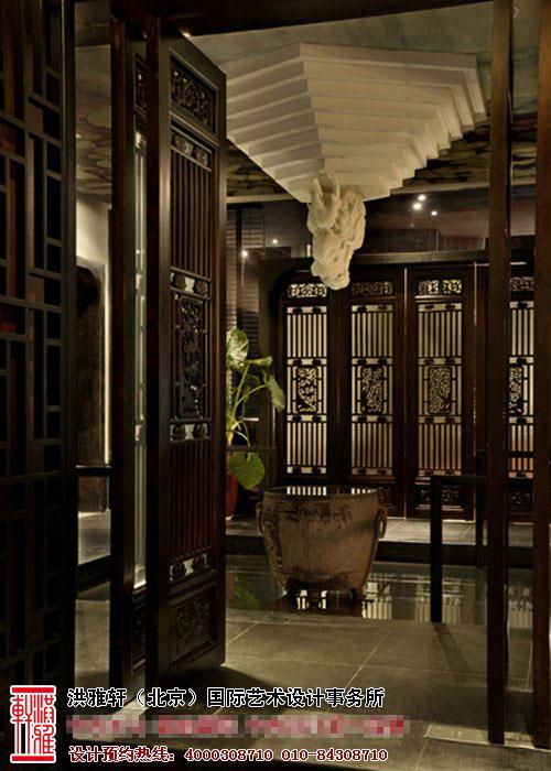 中式风格展厅设计效果图4.jpg