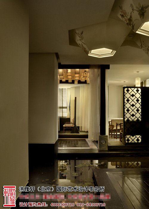 中式风格展厅设计效果图6.jpg