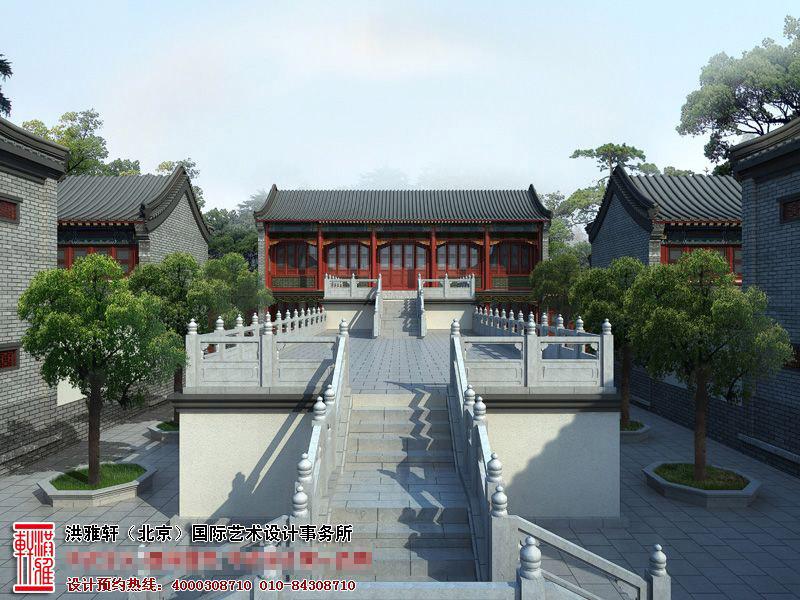 古典四合院中式装修效果图7.jpg