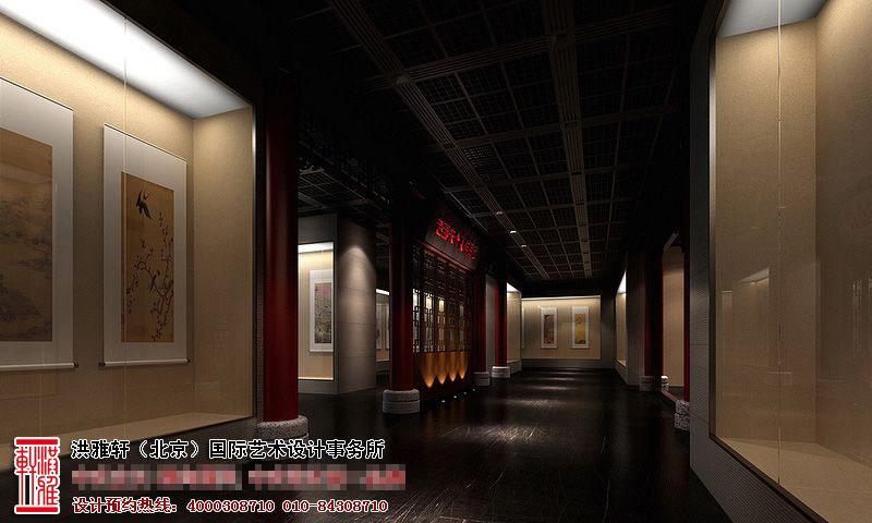 古典风格展厅设计效果图1.jpg