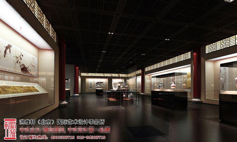 古典风格展厅设计效果图5.jpg