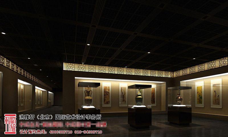 古典风格展厅设计效果图6.jpg