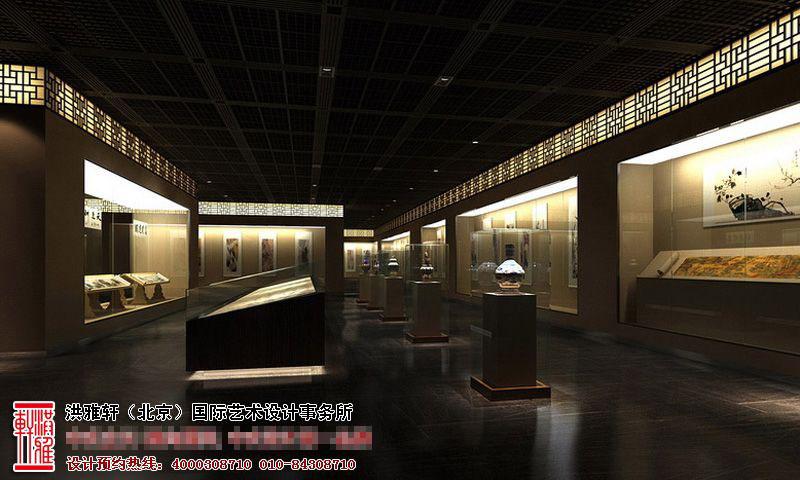 古典风格展厅设计效果图7.jpg