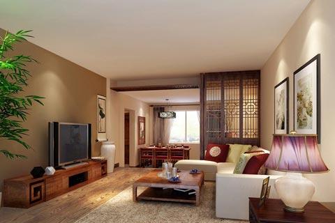 现代简约客厅装修图片大全