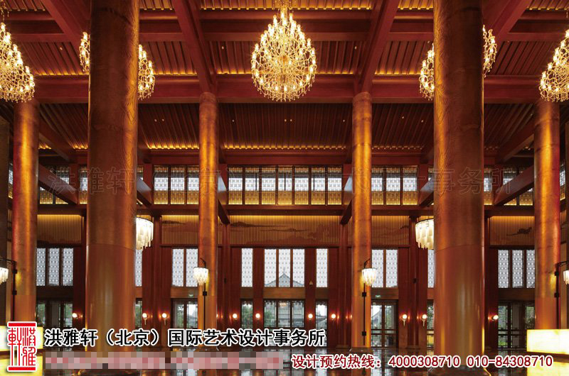 中式酒店装修效果图3.jpg