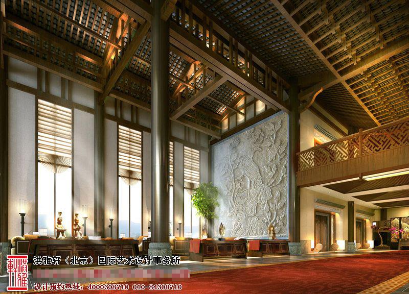 中式酒店设计效果图3.jpg