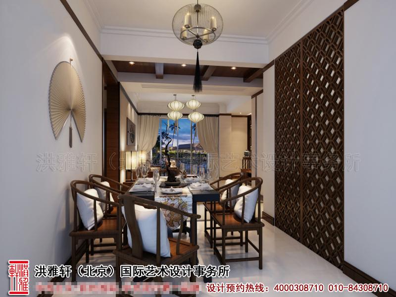 北京住宅简约中式装修效果图6.jpg