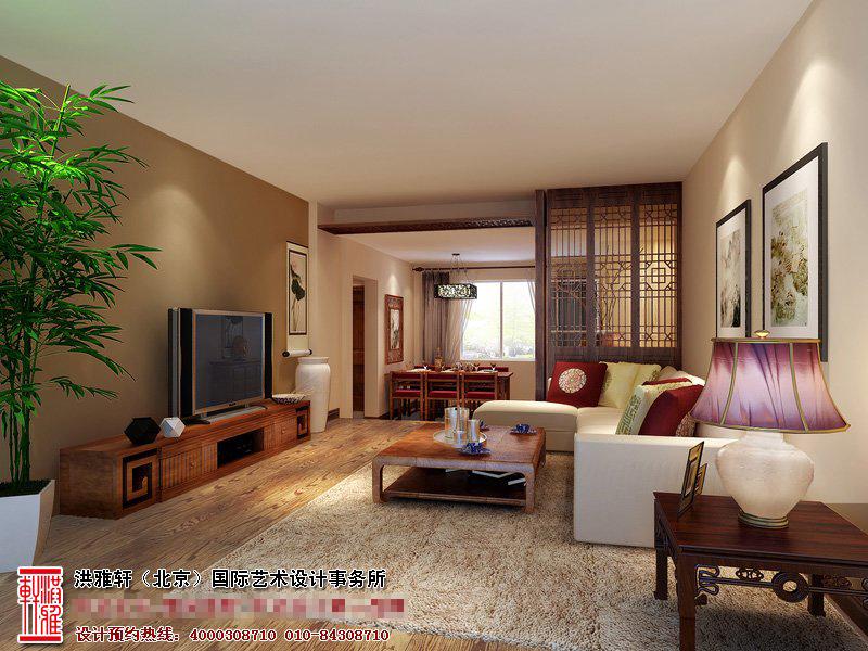 张女士住宅中式装修效果图18.jpg