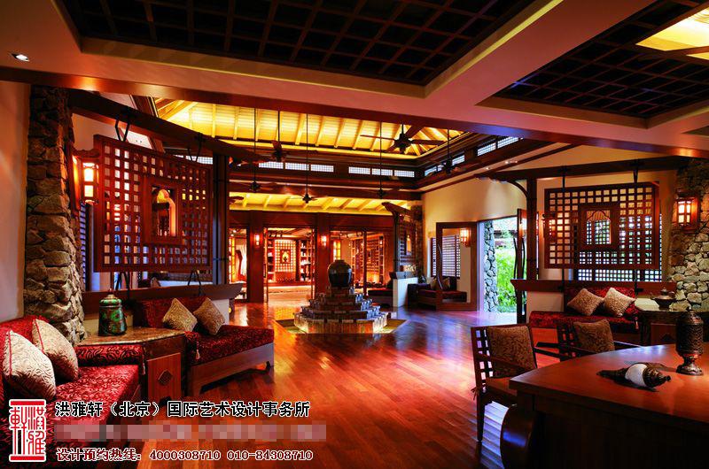 新中式餐厅设计效果图6.jpg