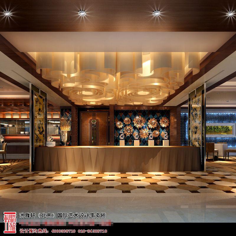 新中式风格餐厅装修效果图2.jpg