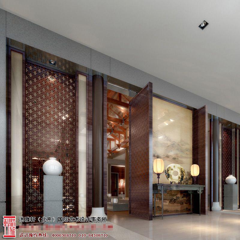 新中式风格餐厅装修效果图3.jpg