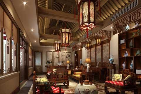 中式家具的构成要素及其艺术特征