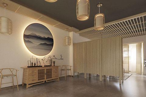 中式家装空间之新中式风格装修效果图欣赏