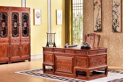 中式风格红木家具——千年沧桑集一身,顶天立地有傲骨