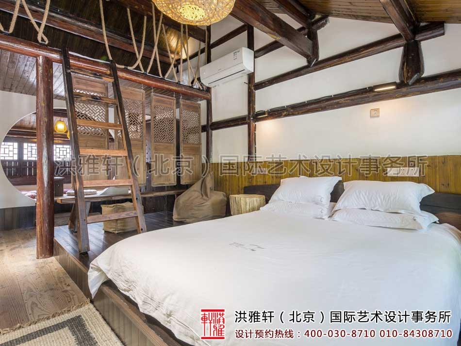 北京民宿装修