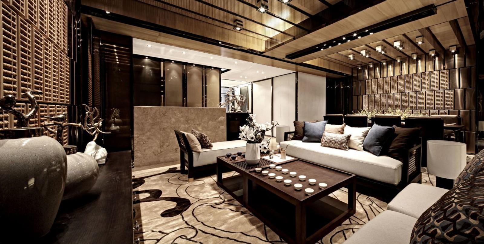 古香古色家裝臥室中式效果圖- 中式裝修效果圖-洪雅軒