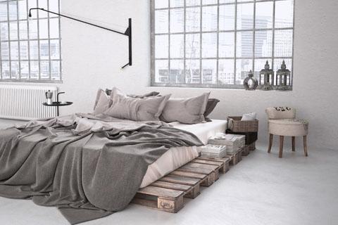 古典卧室中式装修效果图 - 中式卧室效果图大全