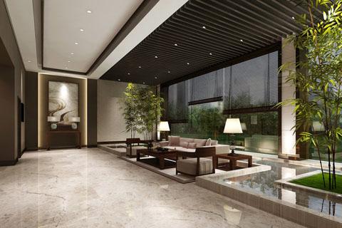 最新北京326平别墅中式装修图片