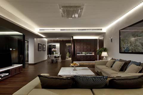 古典新中式家装装修效果图