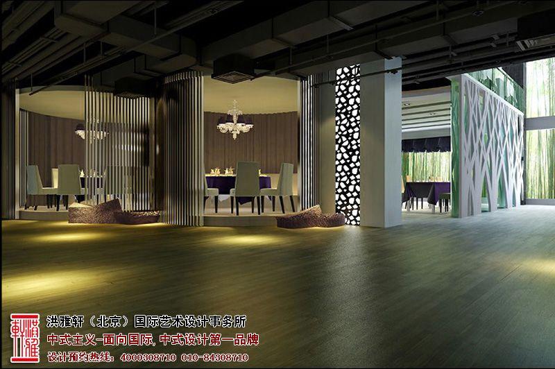 展厅中式设计