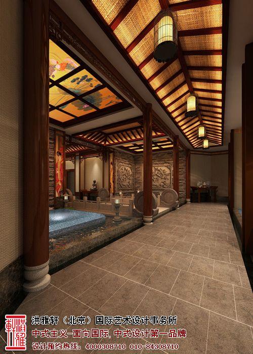北京餐饮空间设计,古雅闲适唯美个性
