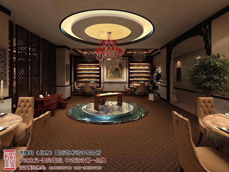 餐饮空间设计效果图