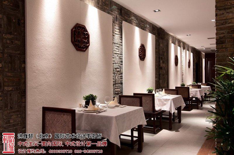 无与伦比的无锡餐厅中式装修效果图