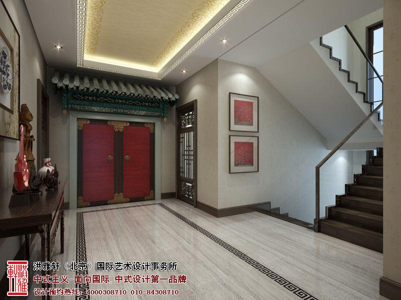 楼梯中式装修风水禁忌