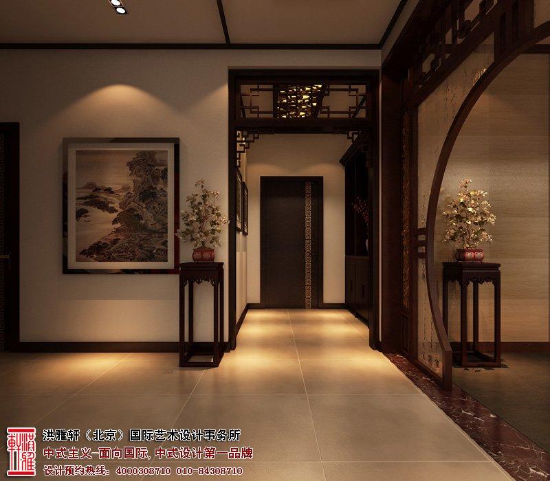 南宁古典中式风格 家装设计案例,让我们踏进了古典中式风格的家居环境