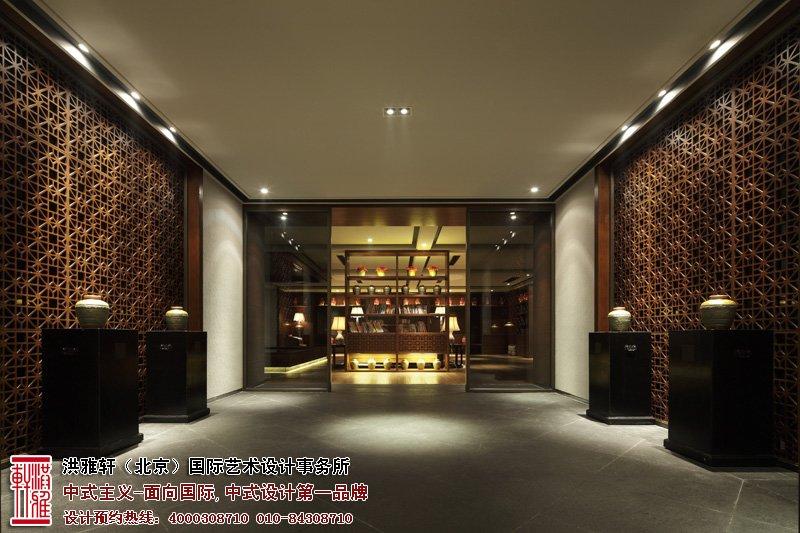酒店宾馆设计走廊图