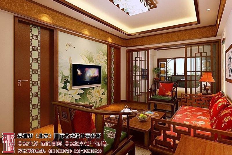小戶型能做中式裝修嗎?普通小客廳適合古典中式裝修嗎
