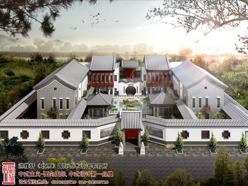 自建别墅设计图片
