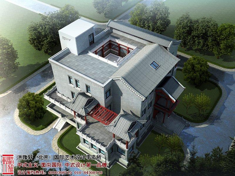 别墅外立面设计图片